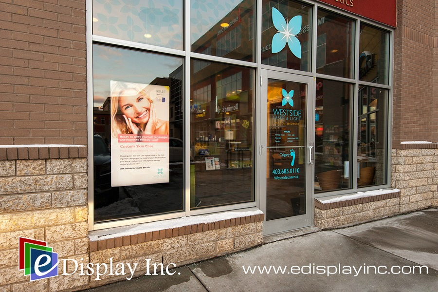 E Display Retail Digital Signage